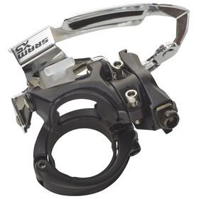 SRAM X5 Umwerfer 3x9 schwarz/silber